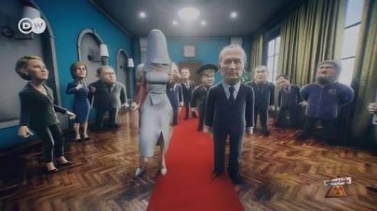 Putini 4-cü dəfə evləndirirlər... - Ələddin Netanyahu ondan nə xahiş edir? - VİDEO