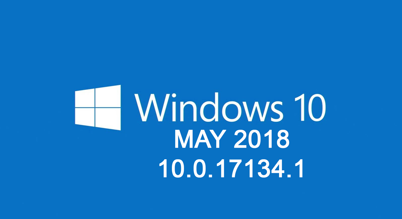 Windows 10 May 2018 RUS-ENG 26in1 v10.0.17134.1