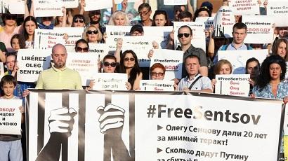 #OlegSentsovuXilasEt kampaniyası başlanır