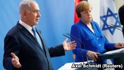 Merkel və Netanyahu İranın narahatlıq yaratdığını deyirlər