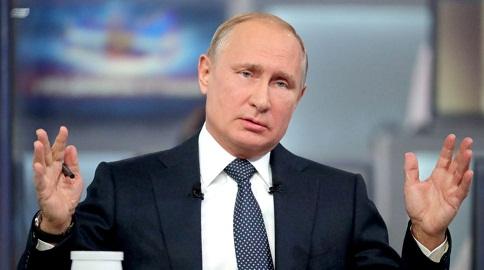 Putin: Qərb Rusiyanı cilovlamaq istəyir
