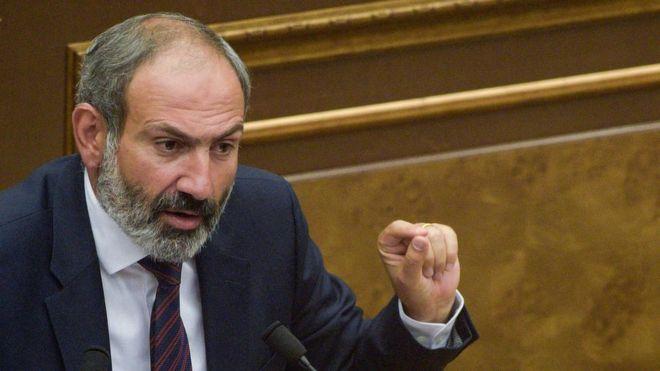 Azərbaycan Ermənistan Baş nazirinin bəyanatına cavab verib