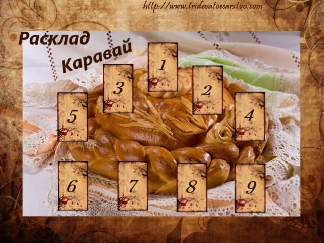 "Расклад ""Каравай"" - Тридевятое Царство"