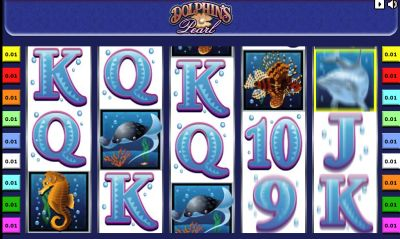 Dolphin's Pearl — популярный автомат 2009 года выпуска
