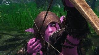Энтузиасты добавили локации из World of Warcraft в Skyrim