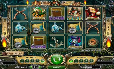 Пиратские автоматы для игры в онлайн