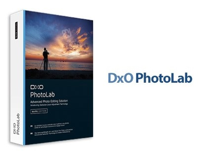 DxO PhotoLab 1.2.2 Build 3239 Elite (64 Bit)