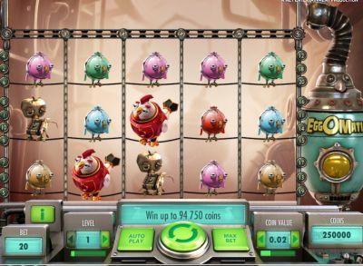 Уникальные автоматы казино Фараон
