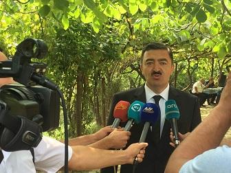 Quba rayonunun iki kəndinə təbii qaz verildi.