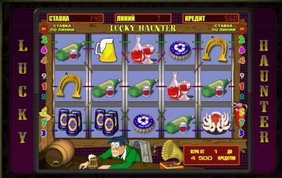 Особенности автомата Lucky Haunter