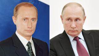 Putinin 66 yaşı tamam olub. Hakimiyyətdə olduğu son 18 ildə onun siması necə dəyişib? - Şəkillər