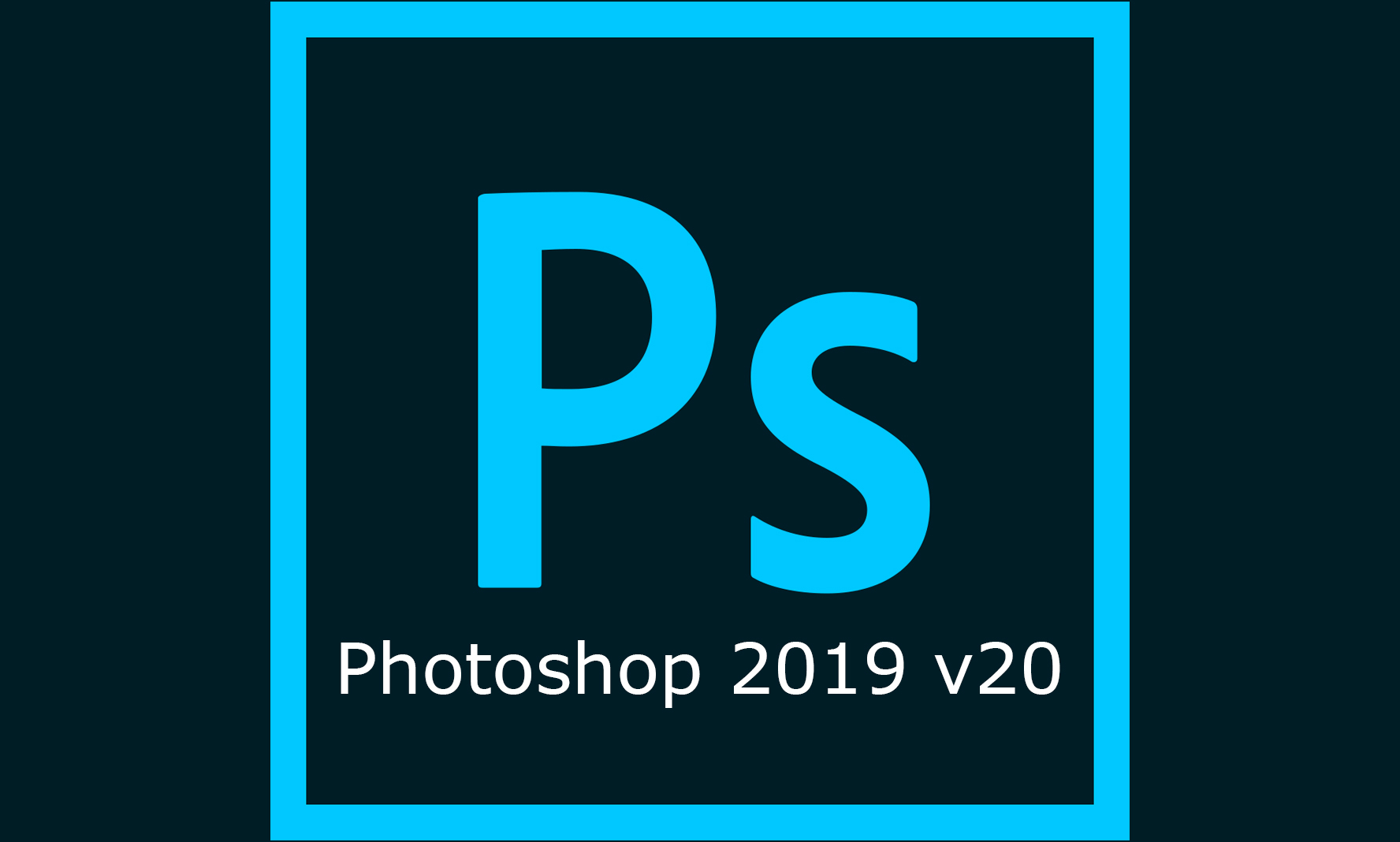 Adobe Photoshop CC 2019 (v20.0) Multilingual
