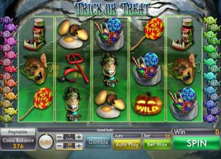 В какие автоматы можно поиграть в Хэллоуин?