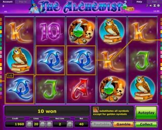 Азартные игры про колдунов и ведьм