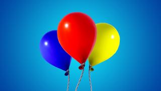 В Fortnite появились шарики