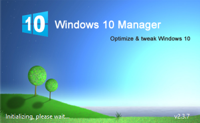 Yamicsoft Windows 10 Manager 2.3.7