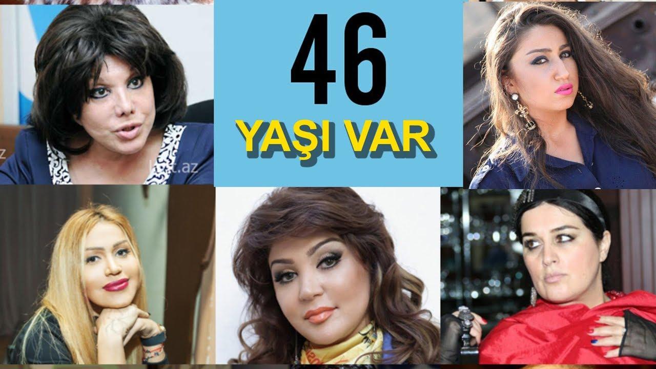 VIDEO - Qadın müğənnilərimizin əsl yaşları - SİYAHI