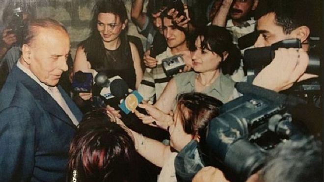 """Jurnalist İlhamə Qasımlının xatirələri: """"Heydər Əliyev"""