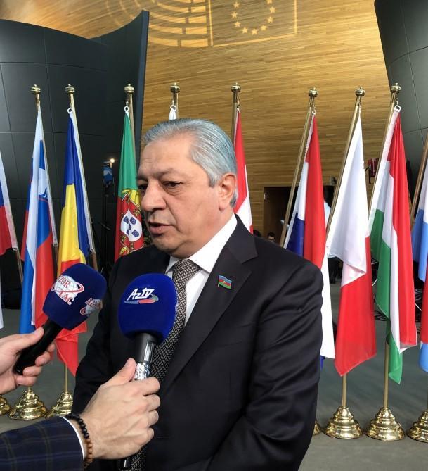 """""""Avropa Parlamentinin yeni qətnaməsi Azərbaycanın maraqlarına cavab verir"""""""