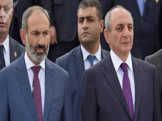 """Paşinyandan """"Qarabağ klanı""""na növbəti ZƏRBƏ"""