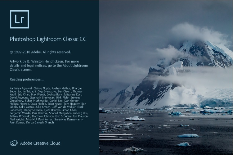 Adobe Photoshop Lightroom Classic CC v8.1.0 x64