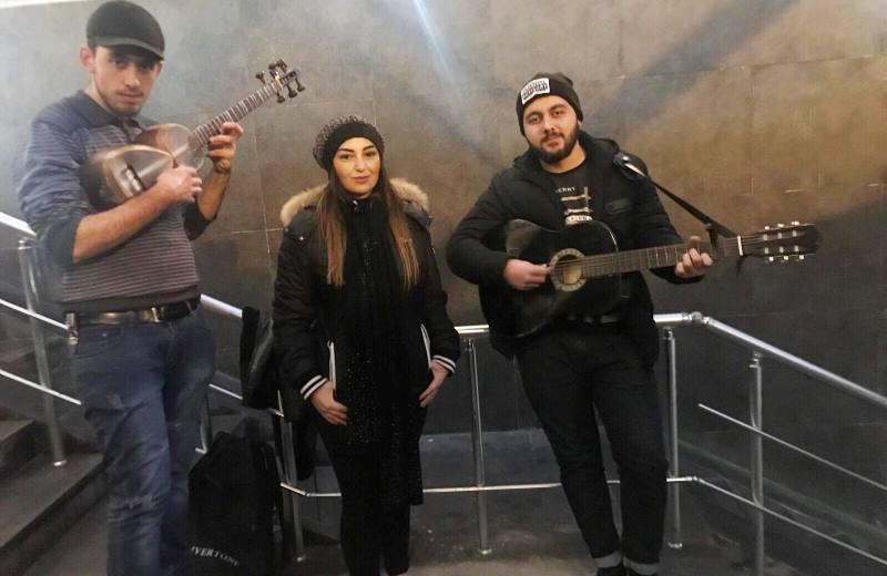 Bakının küçə musiqiçiləri: onlar sənətlə məşğuldurlar, yoxsa dilənçiliklə? - REPORTAJ