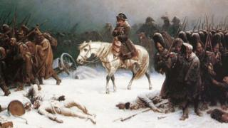 Rusiya Napoleonun qızıllarını axtarır