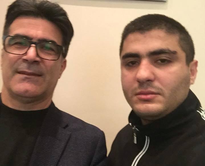 Mehman Hüseynovun təcridxanadan ən son FOTOSU yayıldı