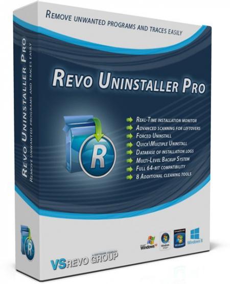Revo Uninstaller Pro 4.0.5