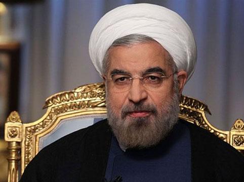 """Dünya """"Xalqın tələblərinə qarşı mübarizə aparmaq qanuni deyil"""" - İran prezidenti"""