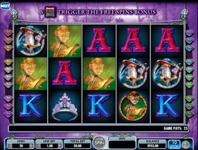 Королевы и принцессы в игровых автоматах