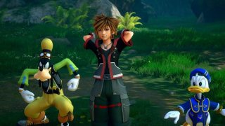 Kingdom Hearts 3 игроки оценили как лучшую в серии