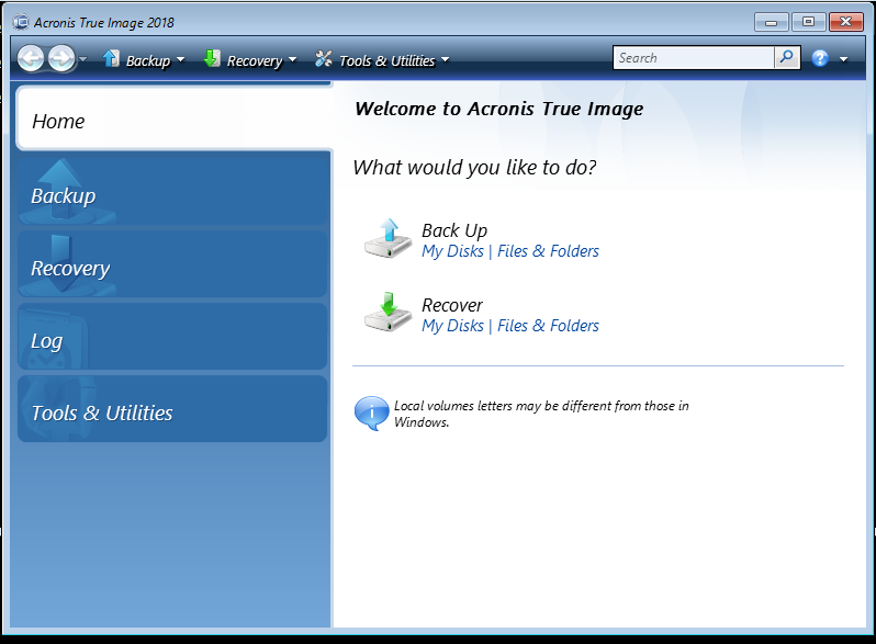 Acronis True Image 2019 Build 23.4.1.14690 + Bootable