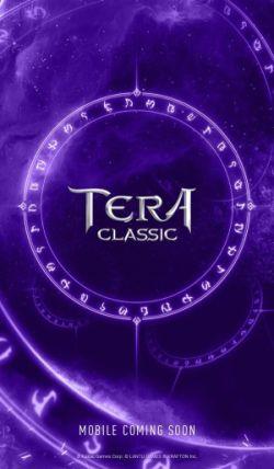 Анонсирована игра TERA Classic