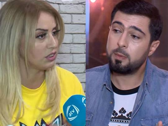 """""""Namiq, özümə səninlə reklam tutacam?"""" - Roza Namiqə əsəbiləşdi"""