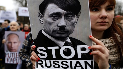 Putinin imperiyası əmələ gələcəkmi – Qərb mediası