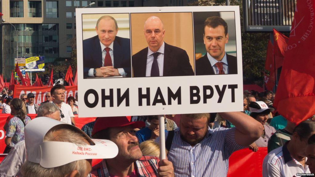 Kreml ictimai dəstəyin azalmasına necə yanaşır – Qərb mediası