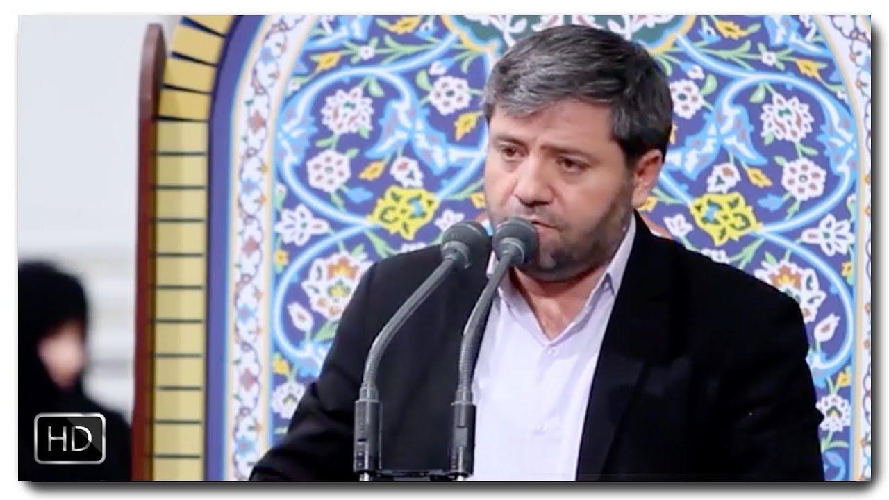 Hacı Nadir Cavadi| Xameneyi ağanın hüzurunda Azəricə şeyri|