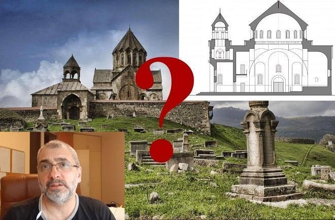 Erməni tarixçi erməni tarixini ifşa etdi - Video