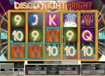 Playvulcan-club.co — место, где можно поиграть в Disco Nigth Fright