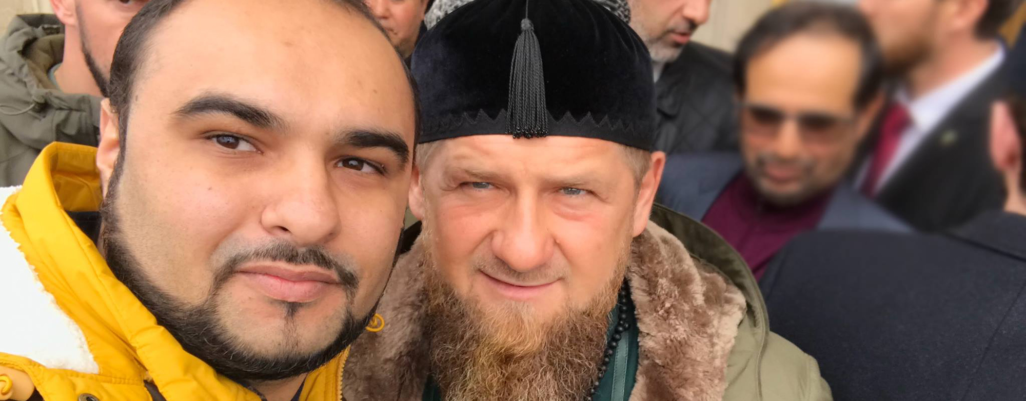 Интервью с Рамзаном Кадыровым | Хаял Муаззин | Иранский журналист и продюсер |
