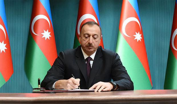 İlham Əliyev 1 sərəncam, 1 fərman imzaladı