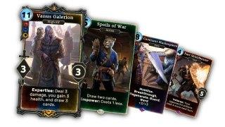 The Elder Scrolls: Legends дополнилась «Войной Альянсов»