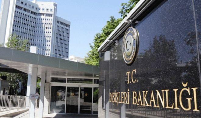 Türkiyədən Trampın bəyanatına reaksiya: Rədd edirik!