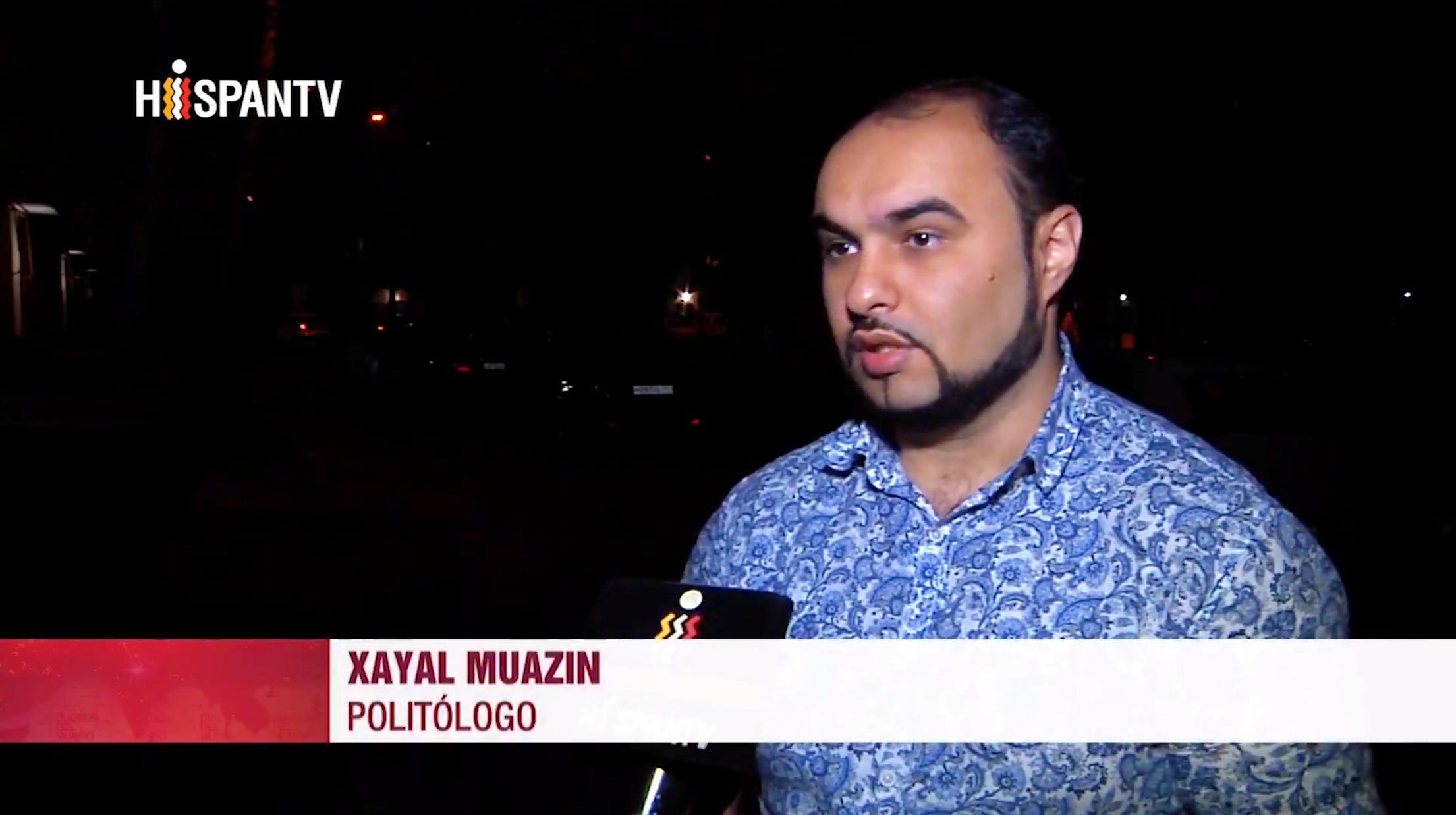 Иран считает Россию долгосрочным партнером | Хаял Муаззин | Иранский журналист и продюсер |
