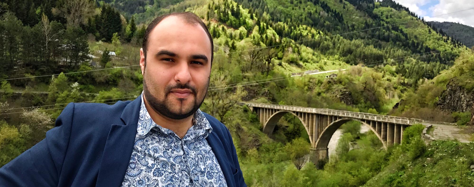 Южная Осетия.Республика, в которую влюбляешься душой | Хаял Муаззин | Иранский журналист и продюсер |