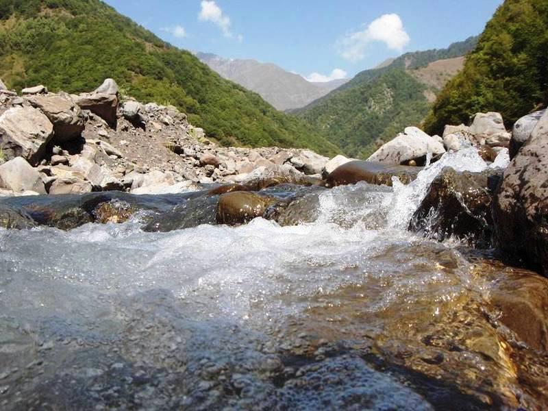 Azərbaycan çaylarında sululuq artdı