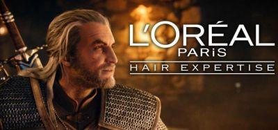 Новый мод для The Witcher 3 улучшает волосы Геральда и делает их шелковистыми