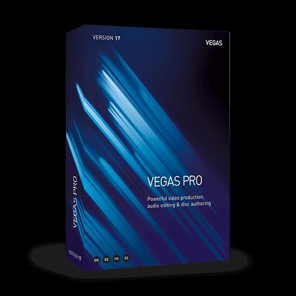 MAGIX VEGAS Pro 17.0 Build 284 [x64]