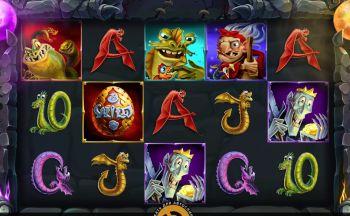 Сказочный игровой автомат от joykasinoclub.win